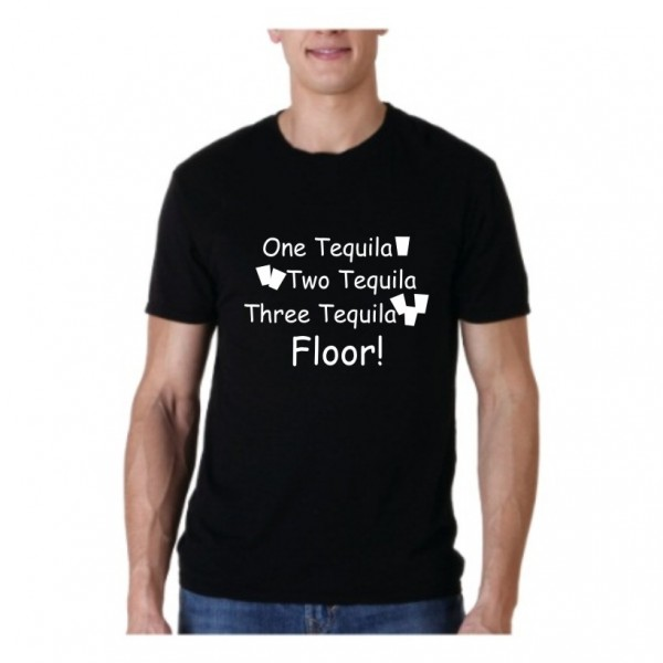 Tequila T Shirt C Amp A Embroidery And Print
