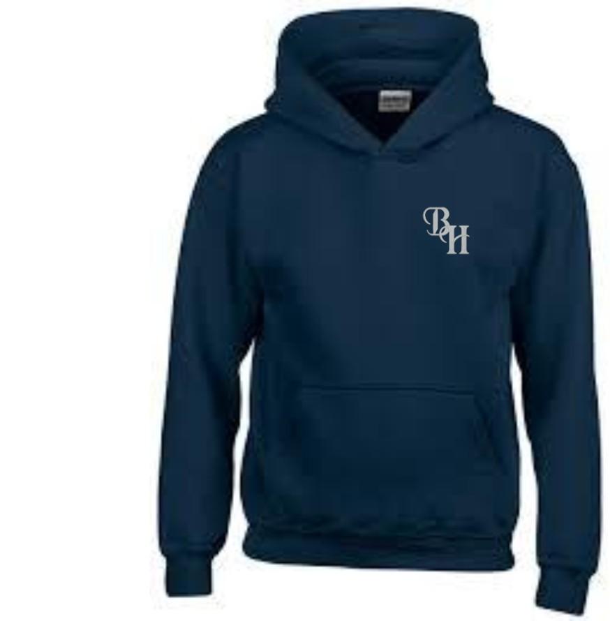 Kids hoodie- Border Hunt